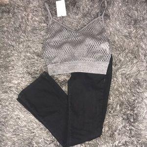 Zara women's tank top. Size medium